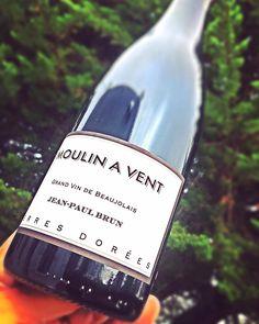 "Splendide #moulinavent  #beaujolais ""Beaujolais is coming"" #terresdorees #vin #wine #wein #vino #vinho #dégustation #winelover #Vineyard #winetasting #instawine #frenchwine #instavinho  #instadrink  #wineblog  #lifestyle #vigne #vines  #vignoble #Paris #France #bio  #beaugrandvins #rueilmalmaison"