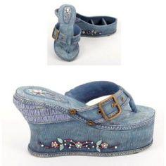 5acdef08625 Juliana Tres Chic Denim Shoe Jewellery Box  Amazon.co.uk  Jewellery