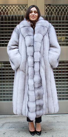 Custom Design Exclusive Plus Size and Tall Fur Coats Fur Jackets | MARC KAUFMAN FURS