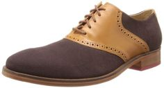 Save $132.10 on Cole Haan Men's Colton Saddle Welt Oxford; only $65.90