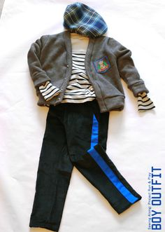 let's do sew: --- Boy Outfit -- Project Run & Play ---