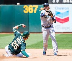 Seattle Mariners vs. Oakland Athletics - 5/15/17 MLB Pick, Odds, and Prediction