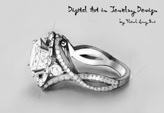 Going digital in jewelry deisgn by Thanh Quy Bui