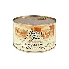 Reflets de France Cassoulet de Castelnaudary (840g) - http://bestchocolateshop.com/reflets-de-france-cassoulet-de-castelnaudary-840g/