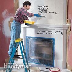 How to Install a Gas Fireplace | The Family Handyman