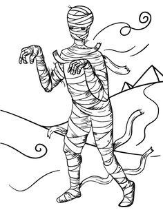 Printable samurai coloring page Free PDF download at http