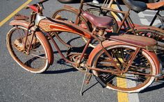 Monark, my first bike in 1947