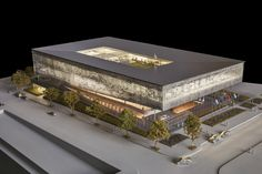 Gallery of SHoP Architects to Design National Veterans Resource Complex at Syracuse University - 4