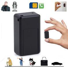 Mini micro espion GSM avec écoute à distance