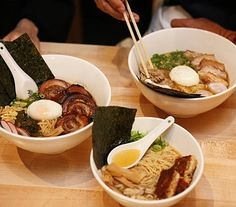 momofuku noodle bar, from one of my all time favorite slideshows: morimoto judges east village ramen joints.