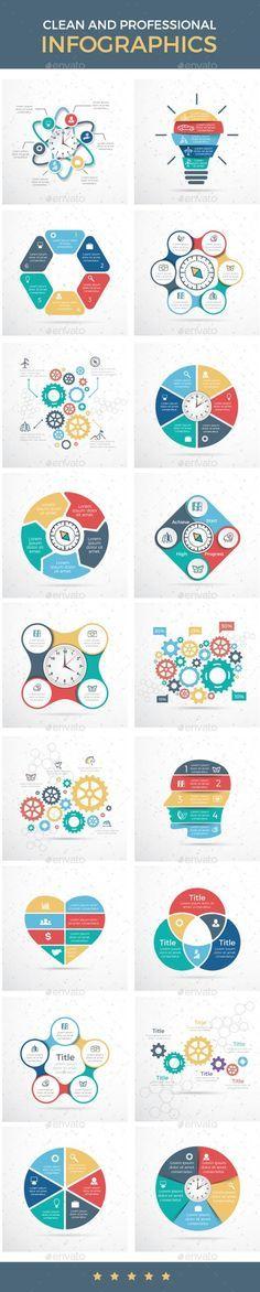 Infographic Design Templates Vector EPS, AI Illustrator