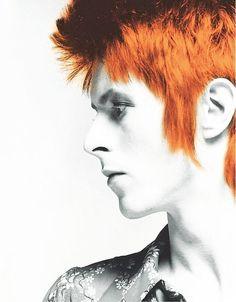 David Bowie by Masayoshi Sukita, 1972.