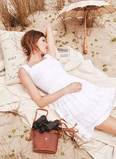 summer days/ photo by Sam Bisso, styled by Lara Hutton for Country Style Australia