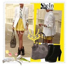"""SheIN 8"" by danijela-3 ❤ liked on Polyvore featuring Posh Girl, Sheinside and shein"