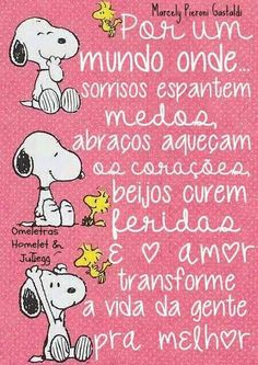 #bomdia Snoopy Love, Snoopy And Woodstock, Great Sentences, World Quotes, Love Messages, Travel Scrapbook, Cute Illustration, Happy Day, Family Love