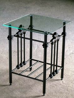 The Kenmare metal table is a traditional elegant design. Old Beds, Iron, Traditional, Elegant, Metal, Classic, Table, Furniture, Design