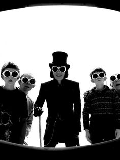 """""""Charlie and the Chocolate Factory"""", 2005."""