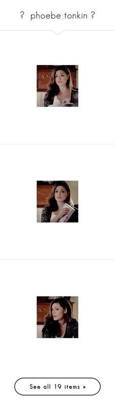 """🌸  phoebe tonkin 🌸"" by archeralec ❤ liked on Polyvore featuring phoebe tonkin, models, characters, phoebe, tonkin, hair, people, celebs, photos and pictures"