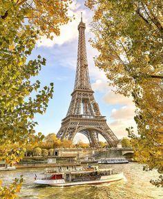 France Eiffel Tower cross stitch.