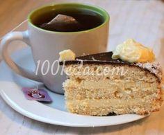 Кокосовый торт: рецепт с пошаговым фото