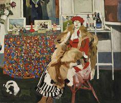Mario-Cavaglieri-Piccola-russa-1919-20-olio-su-tela-Collezione-privata.jpg (1181×1008)