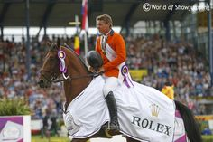 Jeroen Dubbeldam and Zenith are true champions! Photo (c) Jenny Abrahamsson.
