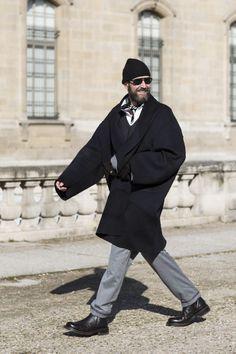 Stefano Pilati Creative Director Yves Saint Laurent