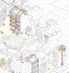 Shortlisted the 2012 Global Architecture Graduate Awards: Almudena Cano PiNeiro, Madrid, Spain