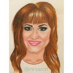 Demi Lovato portrait Follow me on instagram for more: @minae.art #demilovato #drawing #portrait #demilovatodrawing #portraitdrawing #portraitsell #coloredpencil #coloreddrawing #art #instaart