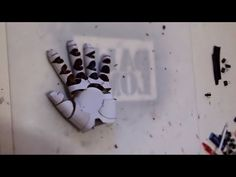 #89: Iron Man Hand Part 1 - Cereal Box (free PDF) | Costume Prop How to DIY - YouTube