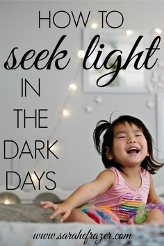 How to Seek Light, In the Dark Days. Depression hits, but it doesn't have to win. God will shine the light. We need only rest in Him and His provision. Christian Women, Christian Living, Christian Life, Shine The Light, Light In The Dark, Hope In God, God Will Provide, Lack Of Motivation, Pretty Tough