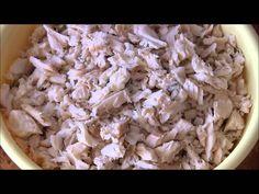 Pateu de peste (reteta lipoveneasca) Coconut Flakes, Kittens Cutest, Spices, Cooking, Desserts, Western Art, Food, Festive, Youtube