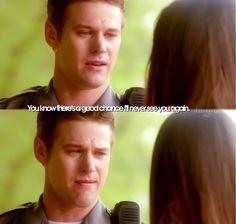 "#TVD 6x22 ""I'm Thinking Of You All The While"" - Matt and Elena #GoodbyeElena"