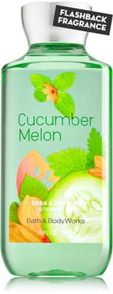 Cucumber Melon Shower Gel - Signature Collection - Bath & Body Works