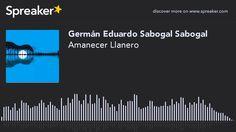 Amanecer Llanero (hecho con Spreaker)