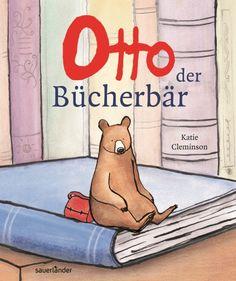 Otto ist ein Bücherbär, er wohnt in einem Buch. Am glücklichsten ist er, wenn Kinder seine Geschichte lesen und miterleben. Dass er sein Buch verlassen kann, ist sein großes Geheimnis. Eines Tages kehrt er zurück, das Haus ist verlassen, sein Buch verschwunden... Natürlich mag ich Bücher, in denen Bücher die eigentlichen Protagonisten sind. Wenn sie dann auch noch so zauberhaft sind wie Otto, der Bücherbär, mag ich sie um so lieber. Katie Cleminson, Otto, der Bücherbär. Sauerländer Verlag…