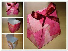 Educar X: Artesanato feito com caixa de leite