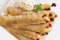 breakfast crepe recipes | Mike's Vanilla Crepes