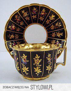 Exceptional Antique Old Paris Tea Cup & Saucer Vintage China, Vintage Tea, Antique China, Teapots And Cups, Teacups, Old Paris, Cuppa Tea, China Tea Cups, Tea Service