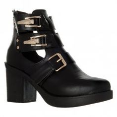 Blocked Heel Platform Shoe Boot With 3 Buckles And Back Zip shop now:- http://www.missdivashoes.co.uk/boots-c18/ankle-boots-c23/blocked-heel-platform-shoe-boot-with-3-buckles-and-back-zip-p2673