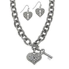 Traci Lynn Fashion Jewelry - Love Big..Order yours today via my website: www.tracilynnjewelry.net/deniselawson