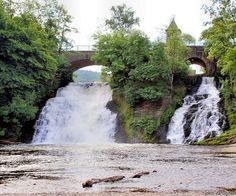 Coo Falls, Ardennes, Belgium
