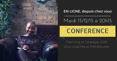 Conférence en ligne le 15/12/15 à 20h15