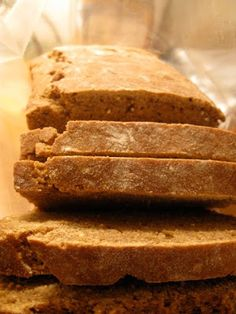 Hope For Healing: Hunza Protein Millet Bread