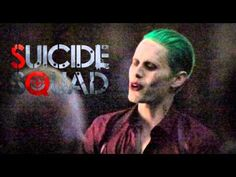 Jared Leto Joker Voice was leaked!♡ - I like this new look for the joker.because to me he looks very psychotic and very creepy,and he is very insane, David Ayers new interpretation of the joker . in the comics(don't know which one)he had tattoos.mark hamill and heath ledger are my favorite jokers.let this be my other favorite.so,I'm really looking forward to see his performance in the suicide squad and however I think this is real because I found it on YouTube and got really excited if this…