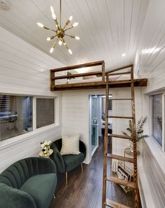 17 best 34ft tiny house with murphy bed images tiny house loft rh pinterest com