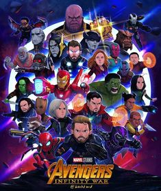 You are watching the movie Avengers: Infinity War on As the Avengers and their allies have continued to protect the world from threats too large for any one hero to handle, a new danger has emerged from the cosmic Marvel Avengers, Marvel Dc Comics, Avengers Cartoon, Marvel Memes, Captain Marvel, Logo Super Heros, Univers Marvel, Avengers Wallpaper, Avengers Infinity War