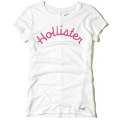 Designer Clothes, Shoes & Bags for Women Hollister Clothes, Hollister Tops, White Tees, Aeropostale, Graphic Tees, Tee Shirts, Hoodies, Sweaters, Black White