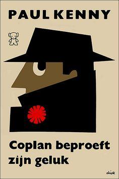 Cover Dick Bruna 1964, Zwarte Beertjes