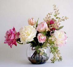 christmas flowers: flower shop | artificial flower arrangements: Wedding Flowers Ideas | Wedding Cakes Tips June Wedding